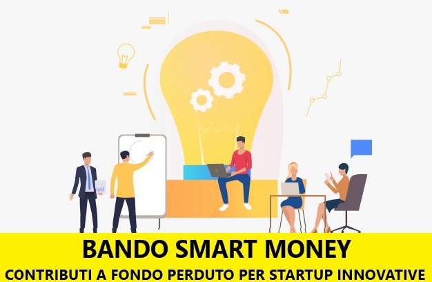 Bando Smart Money Calabria